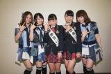AKB48チームKは久保怜音さん、野村奈央さんの交渉権獲得(C)AKS