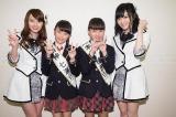 NMB48チームNは西仲七海さん、本郷柚巴さんの交渉権獲得(C)AKS
