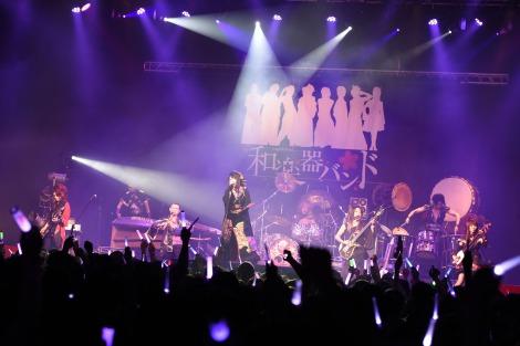 わずか3分でチケットが完売した和楽器バンド初の単独海外公演