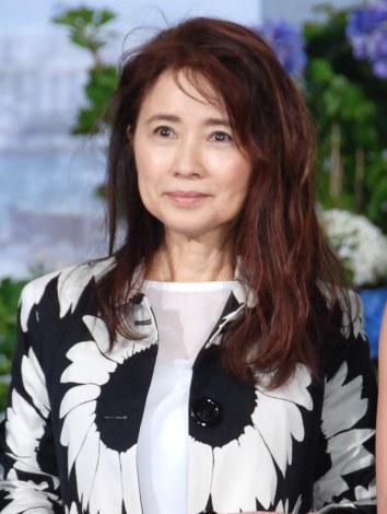映画『海街diary』完成披露イベントに出席した風吹ジュン (C)ORICON NewS inc.