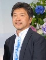映画『海街diary』完成披露イベントに出席した是枝裕和監督 (C)ORICON NewS inc.