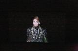 星組東京宝塚劇場公演千秋楽『柚希礼音ラストデイ』に出演した柚希礼音