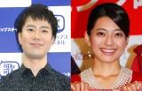 音楽活動で初共演を果たす(左から)藤井隆、乙葉夫妻(C)ORICON NewS inc.