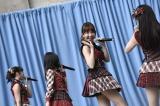 米ニューヨークのセントラルパークで行われた『JAPAN DAY』に出演したAKB48(C)AKS