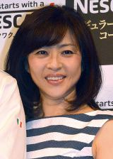 『NESCAFE Smart Lifeトークショー』に出席した松本明子(C)ORICON NewS inc.