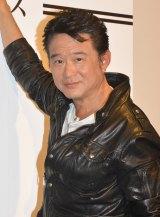 映画『ラン・オールナイト』公開直前イベントに出席した船越英一郎 (C)ORICON NewS inc.