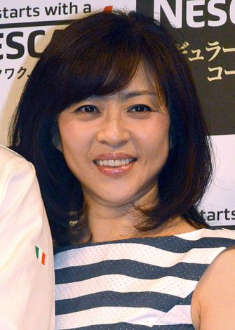 松本明子さんのポートレート