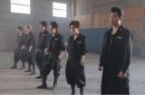ドラマ『ワイルド・ヒーローズ』初回放送でのワンシーン(C)日本テレビ