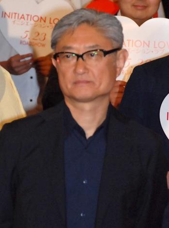 映画『イニシエーション・ラブ』の試写会イベントに出席した堤幸彦監督 (C)ORICON NewS inc.