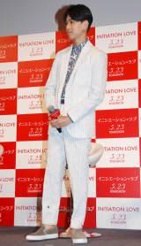 映画『イニシエーション・ラブ』の試写会イベントに出席した松田翔太 (C)ORICON NewS inc.