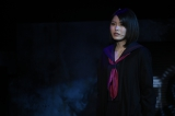 舞台『マジすか学園 〜京都・血風修学旅行〜』ゲネプロに出演した横山由依