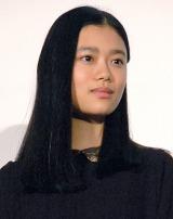 映画『愛を積むひと』完成披露試写会舞台あいさつに出席した杉咲花(C)ORICON NewS inc.