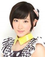 乃木坂46から総選挙に初参戦した生駒里奈は速報58位 (C)AKS