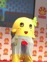 仏パリで開幕した『JAPAN EXPO』にふなっしーが初登場