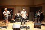 アニメ『ガッチャマン クラウズ インサイト』のオープニングソングを歌う4人組組ロックバンド・WHITE ASH