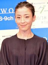 ラジオ番組でデビュー当時の思いを語った宮沢りえ (C)ORICON NewS inc.