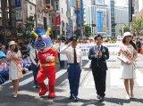 『第18回 渋谷・鹿児島おはら祭』に参加した徳永ゆうき