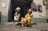『映画 ひつじのショーン〜バック・トゥ・ザ・ホーム〜』(C)2014 Aardman Animations Limited and Studiocanal S.A