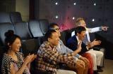 5月17日深夜放送『じゅんいちダビッドソンのミラノで伸びシロ見つけました』ミラノロケ敢行(C)関西テレビ