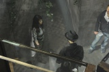 映画『メイズ・ランナー』をPRする特別映像に出演した筧美和子