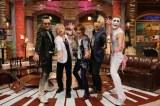 5月24日放送の『関ジャム 完全燃SHOW』のゲストは石井竜也とゴールデンボンバー(C)テレビ朝日