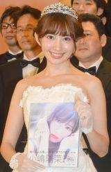 結婚について「危機感はあります」と婚期の遅れを心配していた小嶋陽菜 (C)ORICON NewS inc.