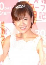 後輩アナの結婚・妊娠ラッシュに言及した高橋真麻 (C)ORICON NewS inc.