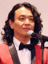 ミュージカル『ジャージ・ボーイズ』初来日公演記念イベントに出席したゴスペラーズ・安岡優(C)ORICON NewS inc.