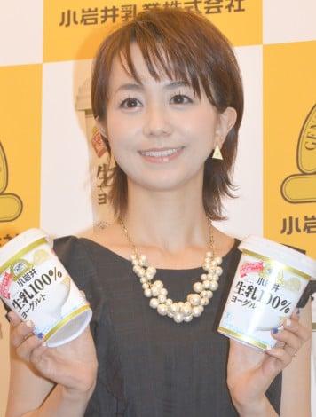 サムネイル 夫の相方・藤森の結婚には「3年はかかるかな」と語った福田萌 (C)ORICON NewS inc.