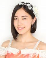 投票速報で4位にランクインした松井珠理奈 (C)AKS