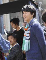 福山雅治と是枝裕和監督が映画『そして父になる』以来のタッグを組んだ