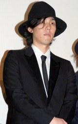 映画『トイレのピエタ』の舞台あいさつに出席したRADWIMPSの野田洋次郎 (C)ORICON NewS inc.