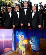 """作品は11歳の少女の""""感情""""たちが主人公(C)2015 Disney/Pixar. All Rights Reserved."""