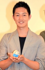 TBS系ドラマ『アルジャーノンに花束を』特別展に登場した工藤阿須加(C)ORICON NewS inc.