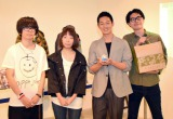 TBS系ドラマ『アルジャーノンに花束を』特別展の模様(C)ORICON NewS inc.