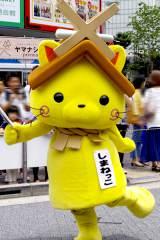 島根県のしまねっこ