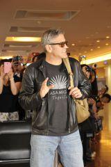 ディズニー映画『トゥモローランド』(6月6日公開)プロモーションのため8年ぶりに来日したジョージ・クルーニー