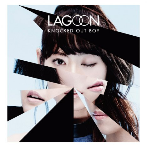 LAGOONの2ndシングル「KNOCKED-OUT BOY」通常盤