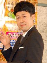 東京公演開催に「夢がほぼかなった」と満足げに語った小籔千豊 (C)ORICON NewS inc.