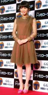 映画『トゥモローランド』ジャパンプレミアに出席した志田未来(C)ORICON NewS inc.