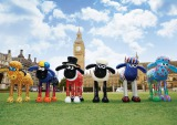 英国で実施中の『Shaun IN THE CITY UK Trails』(C) and TM Aardman Animations Ltd 2015.