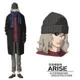 パイロマニアのキャラクター画(C)士郎正宗・Production I.G/講談社・「攻殻機動隊ARISE」製作委員会