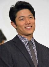主演映画『TOKYO TRIBE』初日舞台あいさつを行った鈴木亮平 (C)ORICON NewS inc.