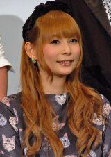 主演映画『TOKYO TRIBE』初日舞台あいさつを行った中川翔子 (C)ORICON NewS inc.