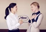 憧れであったオスカー女優のケイト・ブランシェットとカンヌで対談した綾瀬はるか
