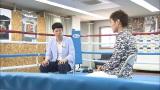 小籔をお笑いのプロとして尊敬しているという長谷川(C)関西テレビ
