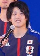 内田篤人選手が一般女性と結婚