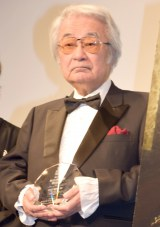 『第6回岩谷時子賞』にて「特別賞」を受賞した前田憲男氏 (C)ORICON NewS inc.
