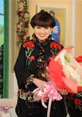 黒柳徹子が司会を務める『徹子の部屋』が放送1万回達成!  (C)テレビ朝日