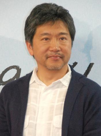 映画『海街diary』写真集発売記念イベントに出席した是枝裕和監督 (C)ORICON NewS inc.